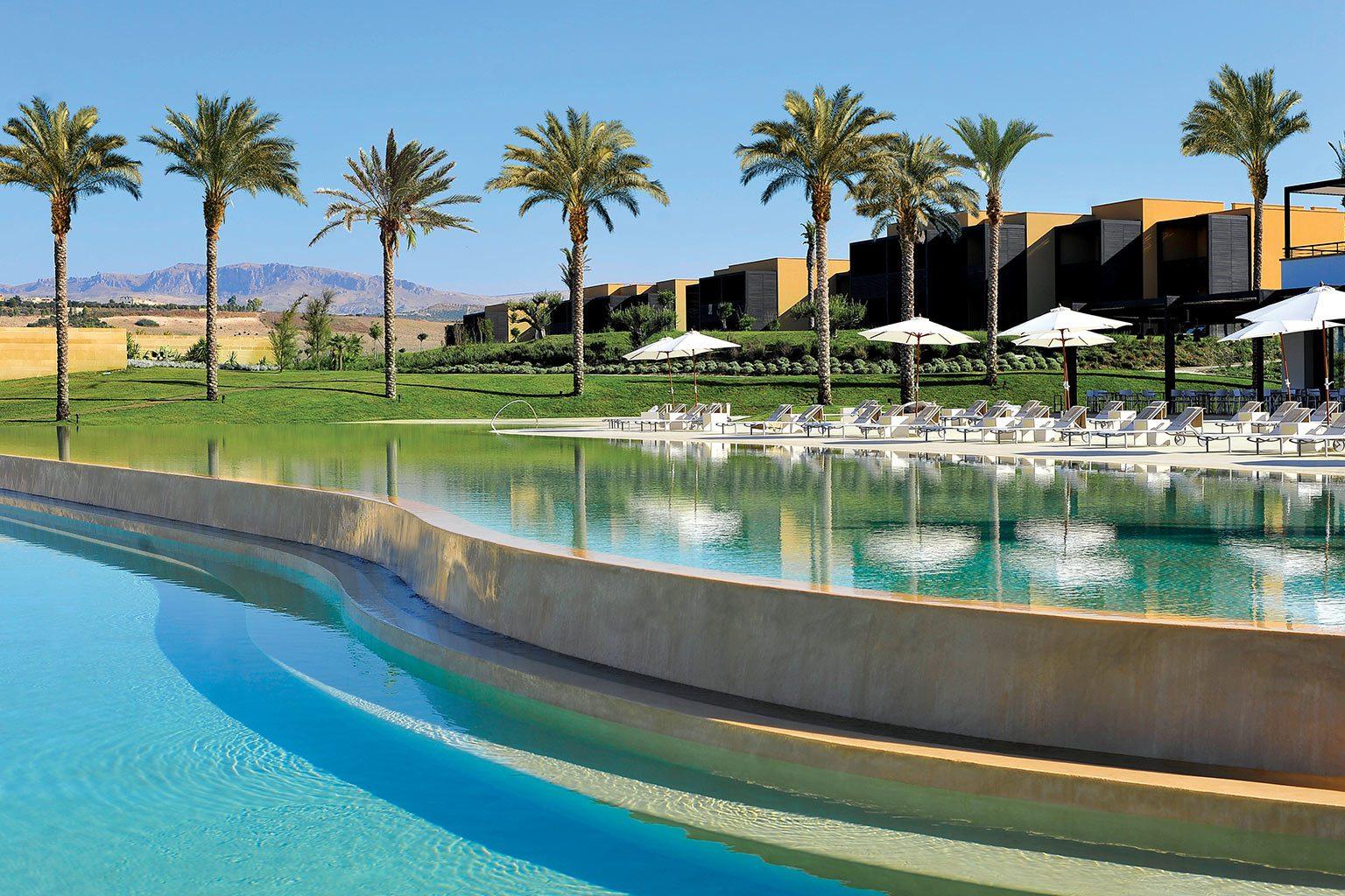 Rocco forte verdura resort designreisen for Sizilien design hotel