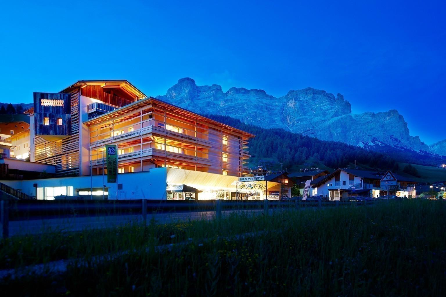 Lagaci 243 Hotel Mountain Residence Designreisen