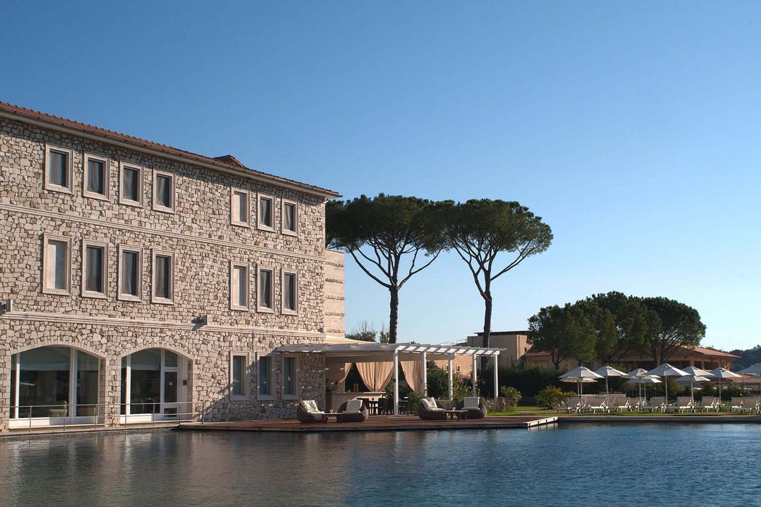 Terme di saturnia spa golf resort designreisen for Designhotel toskana