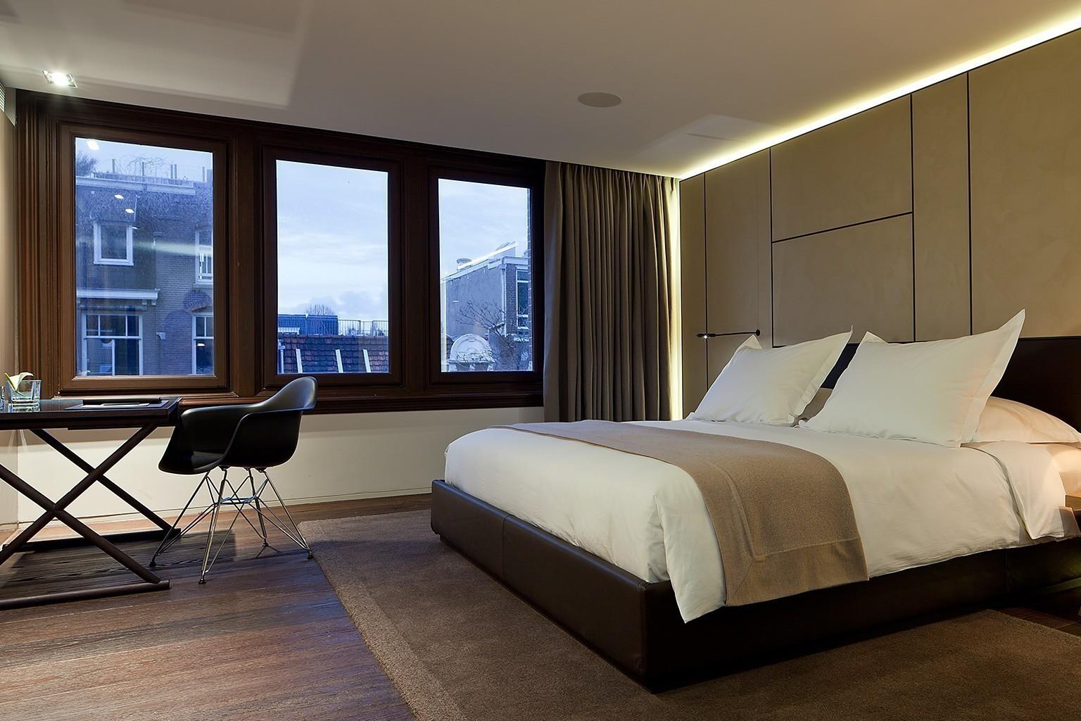 Conservatorium hotel in amsterdam designreisen for Design hotel niederlande