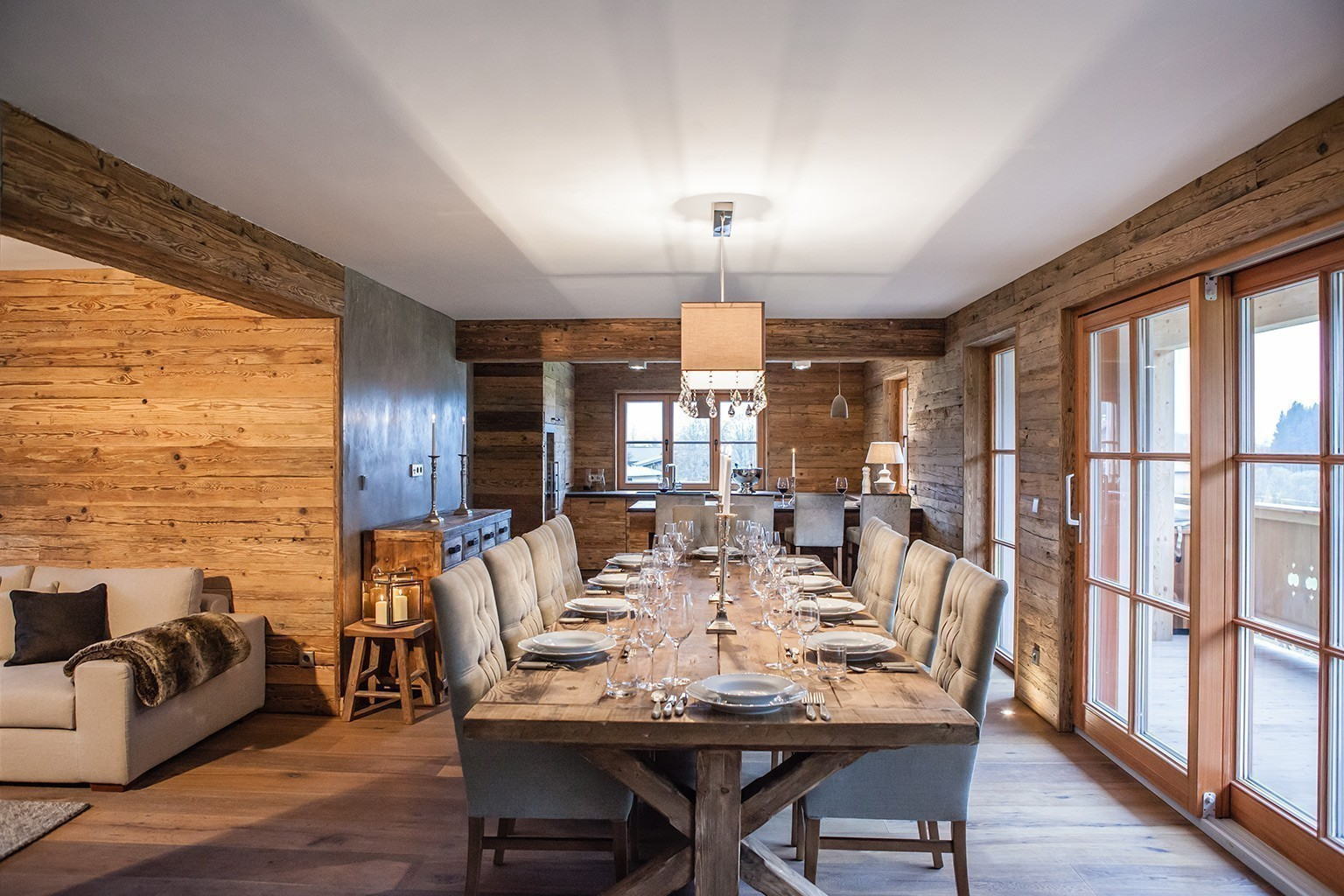 Kitz boutique chalet luxushotel bei designreisen for Design boutique hotel tirol