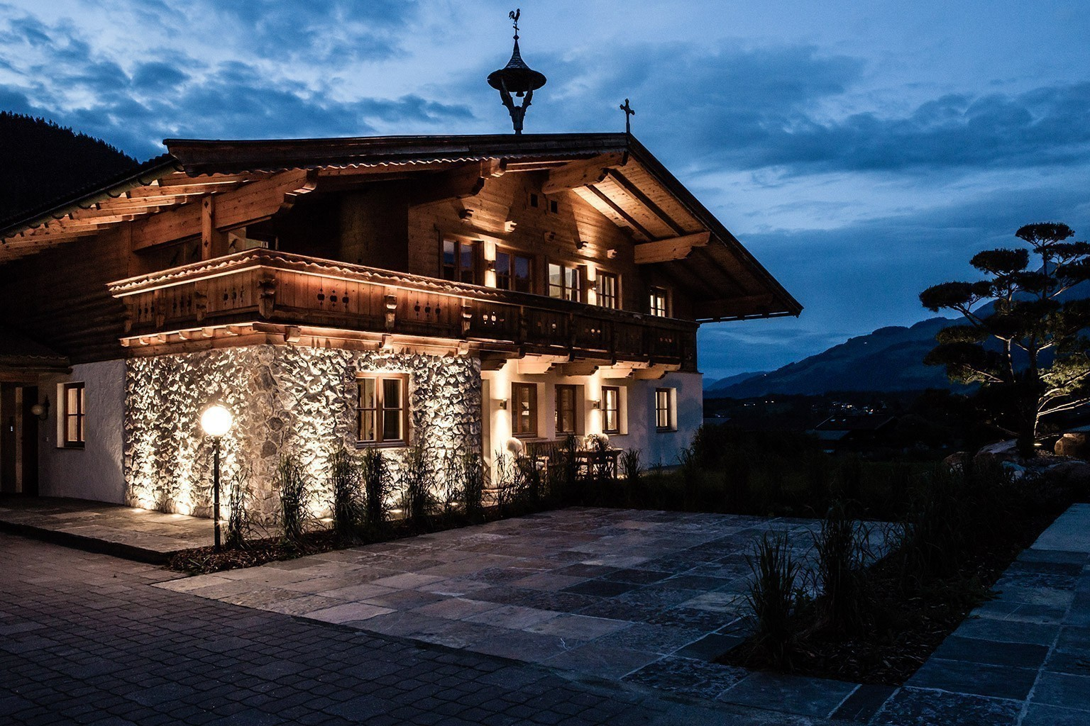 Kitz boutique chalet luxushotel bei designreisen for Boutique hotel tirol