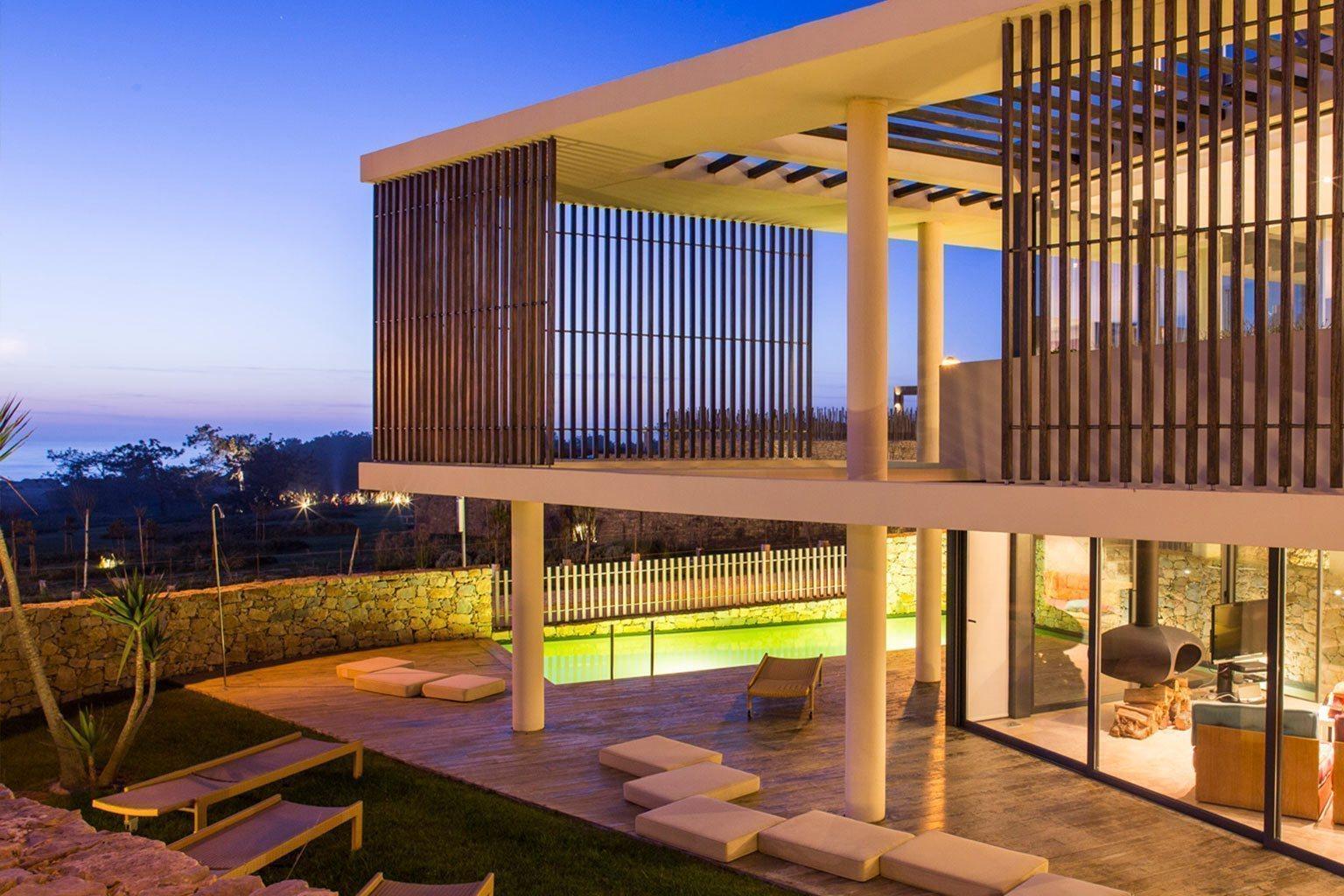 Areias do seixo in portugal luxushotels bei designreisen for Design hotel lisbona