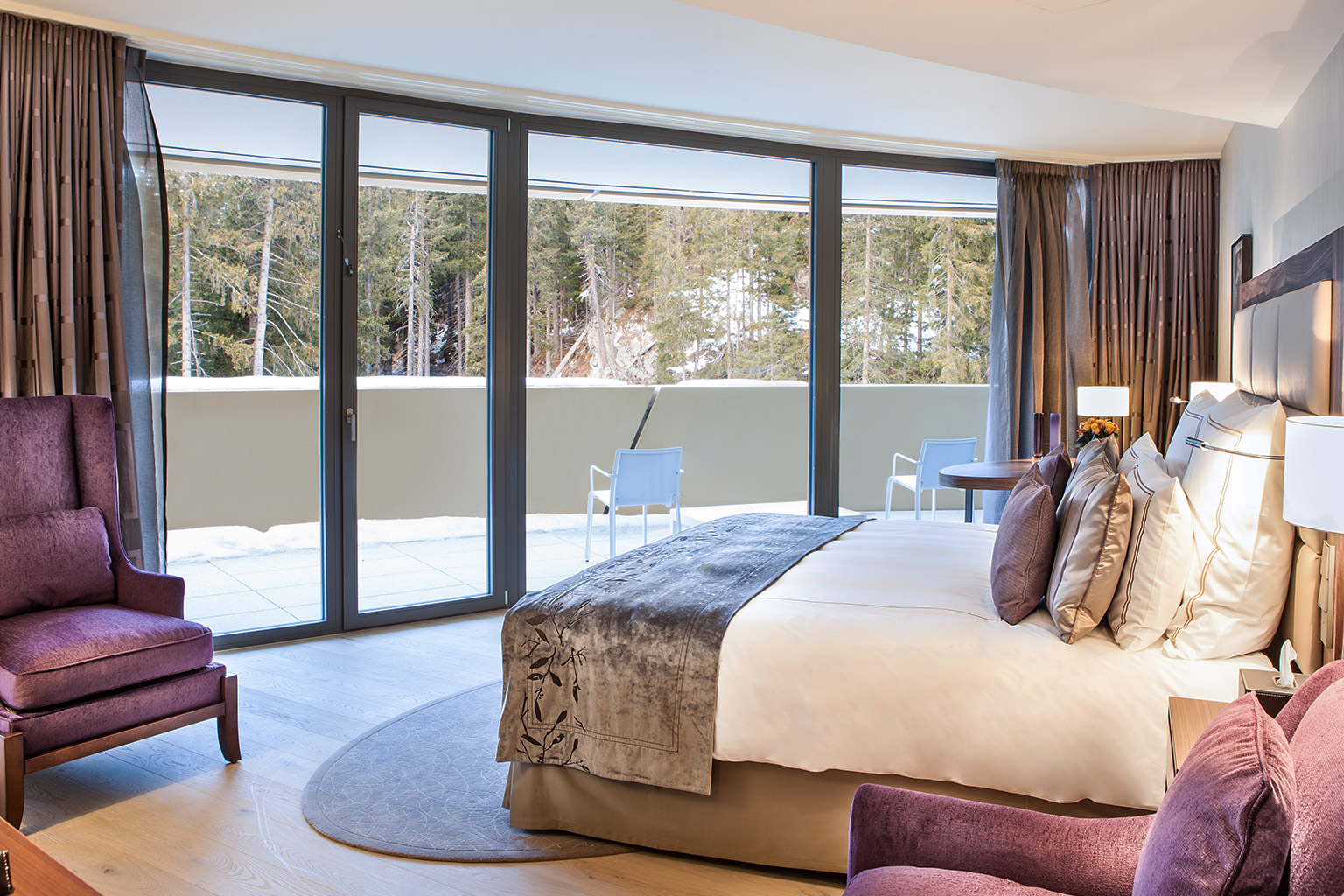 InterContinental Davos | Luxushotels bei DESIGNREISEN