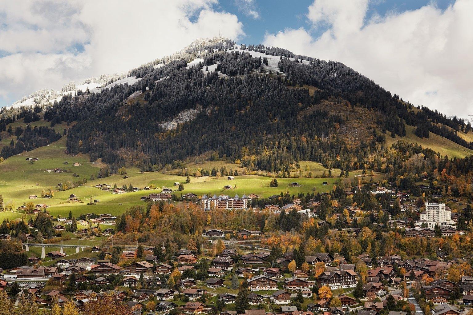 Grand Hotel Alpina Gstaad