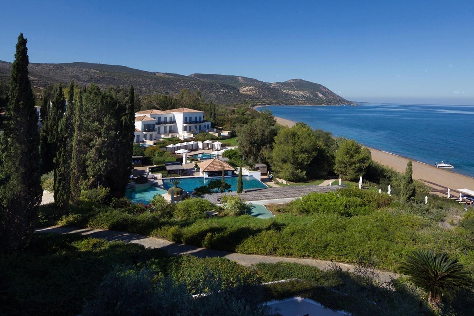 Anassa in zypern luxushotels bei designreisen for Design hotel zypern