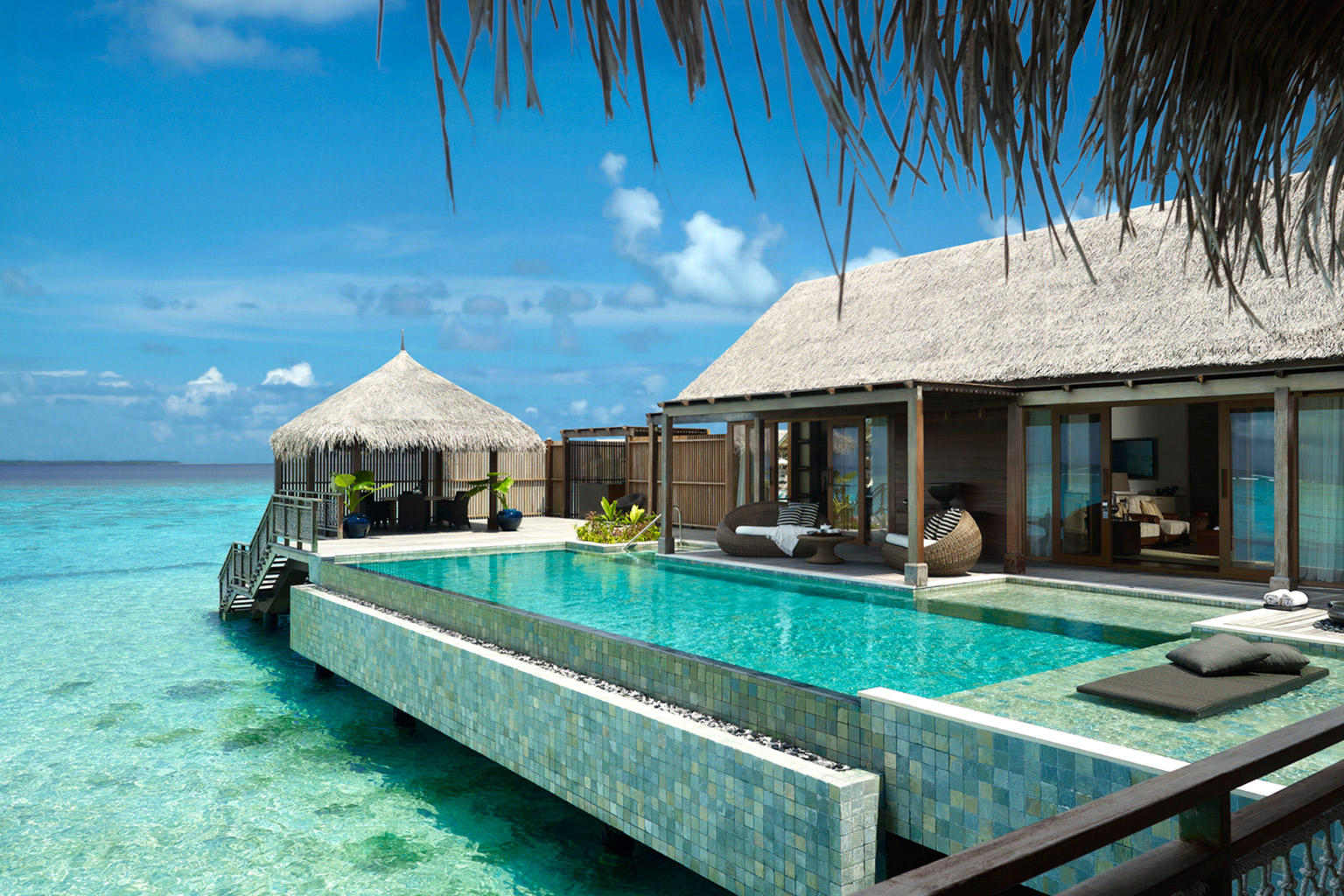 Shangri La Hotel Spa