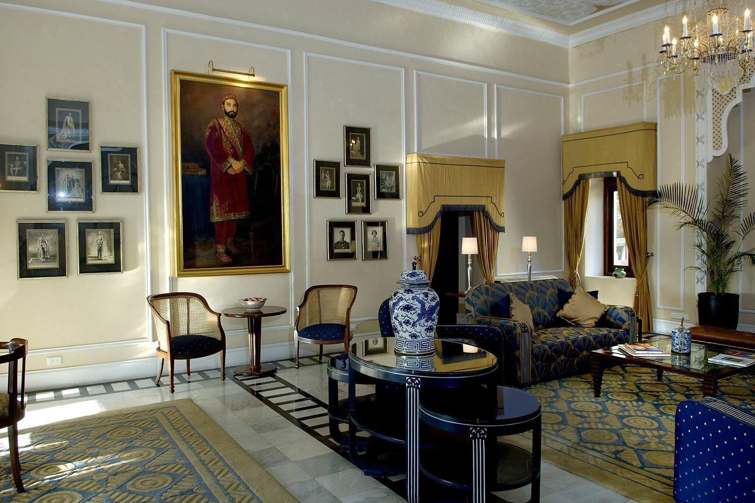Ananda in the himalaya luxushotels bei designreisen