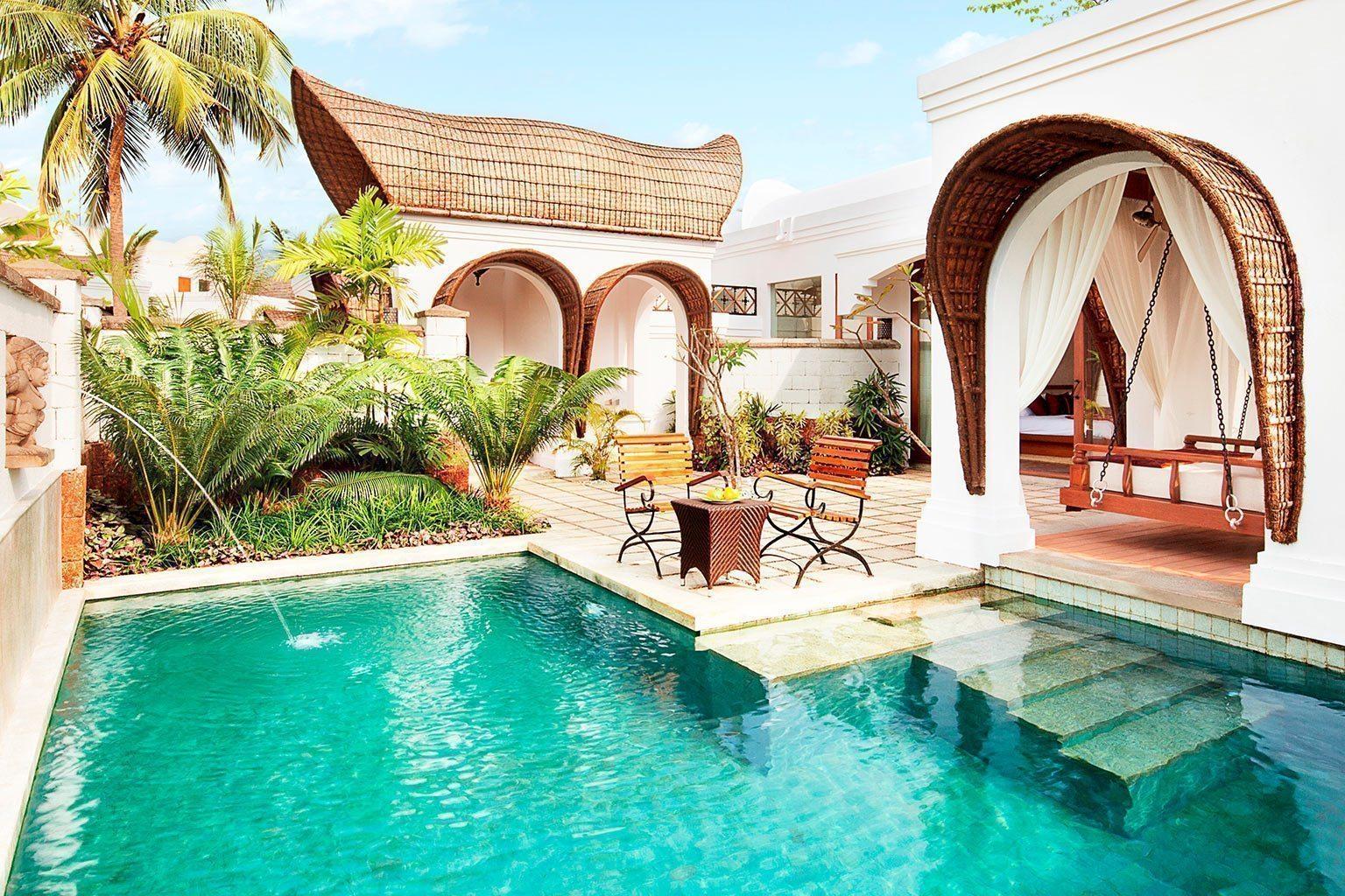 Vivanta by taj bekal kerala in indien designreisen for Pool design in kerala