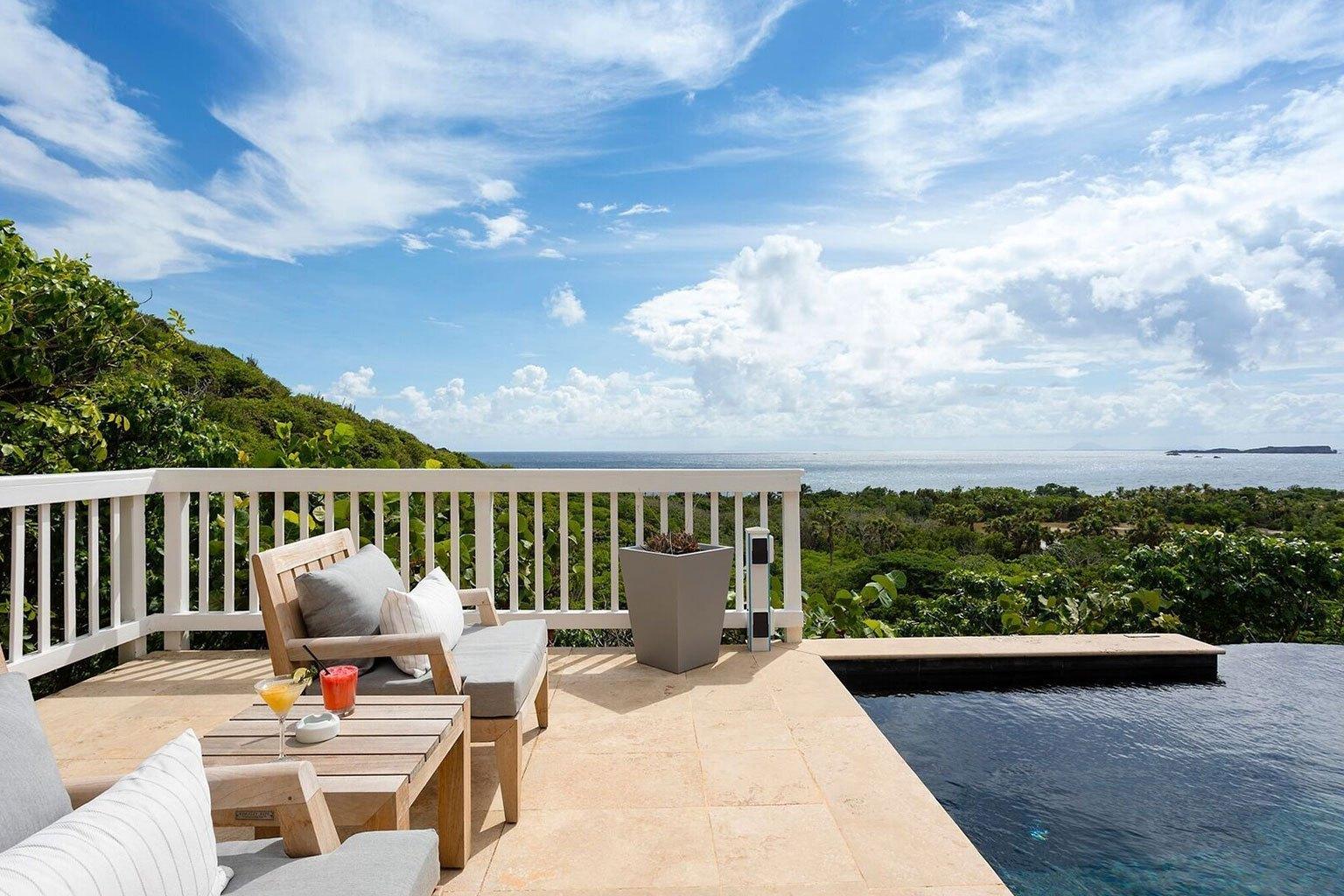 Hotel le toiny in der karibik designreisen for Designhotel barth