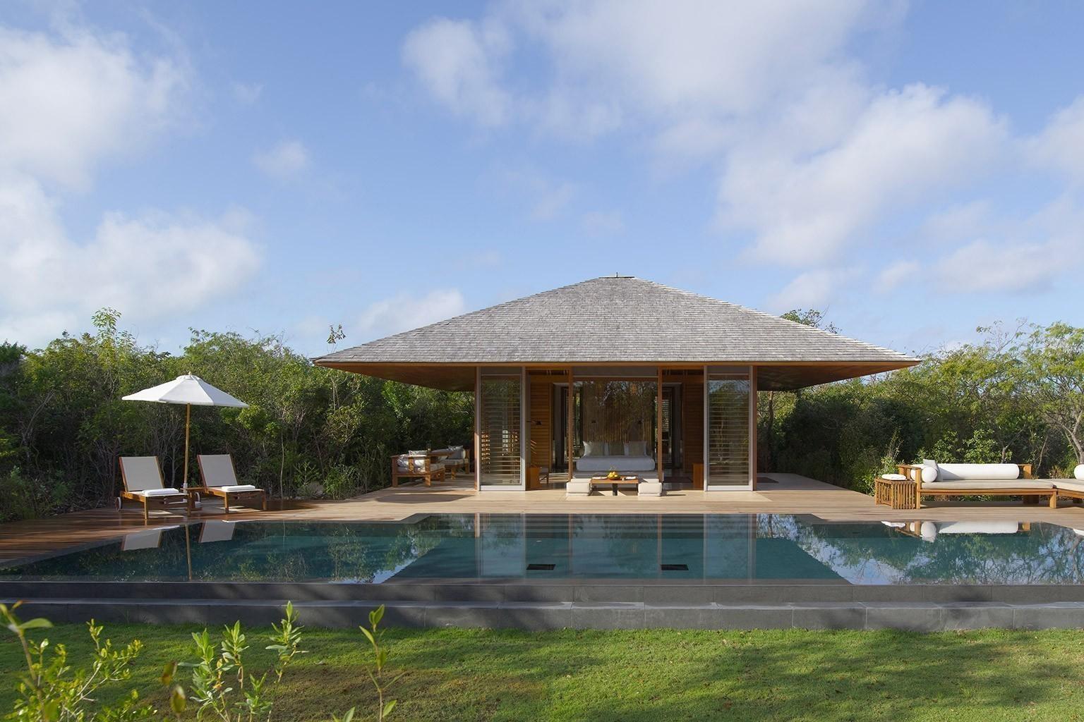 amanyara in der karibik luxushotels bei designreisen. Black Bedroom Furniture Sets. Home Design Ideas