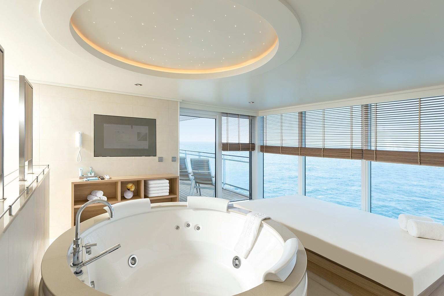 ms europa 2 luxuskreuzfahrten bei designreisen. Black Bedroom Furniture Sets. Home Design Ideas