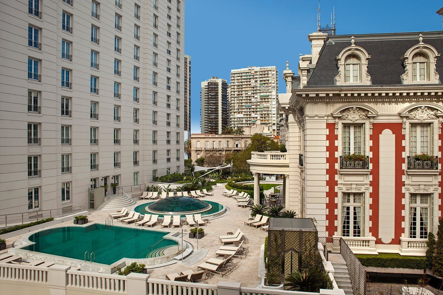 Four seasons buenos aires luxushotels bei designreisen for Ce design buenos aires