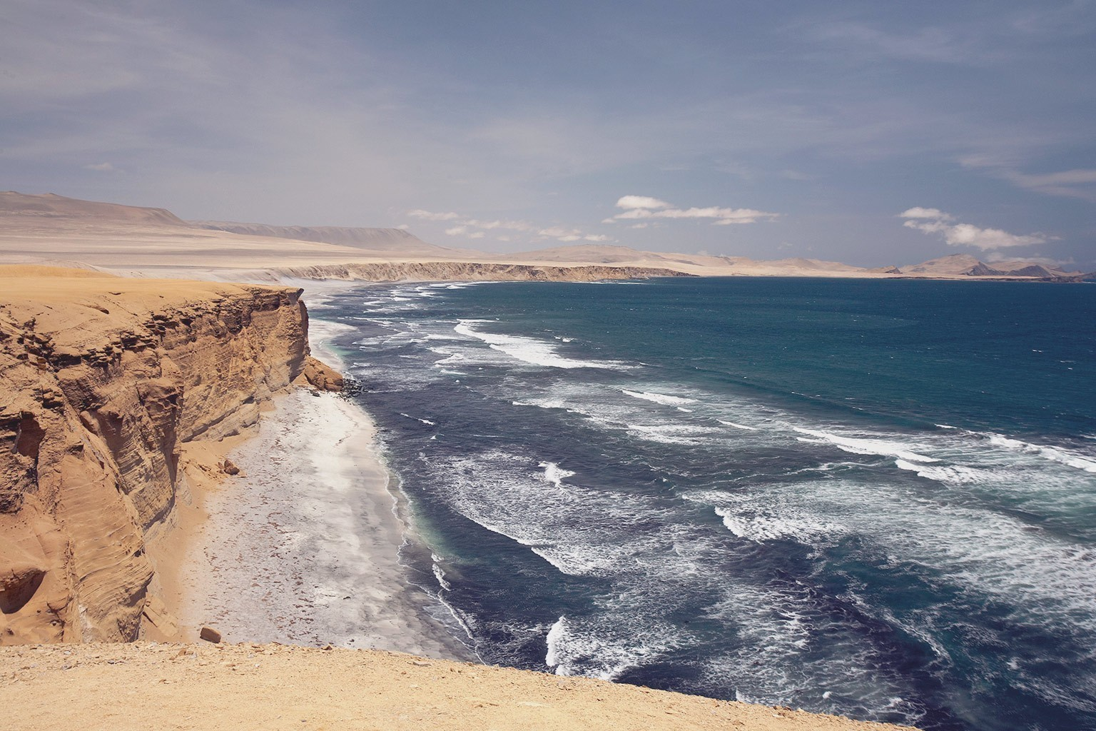 Luxury collection hotel paracas in peru designreisen for Luxury collection paracas