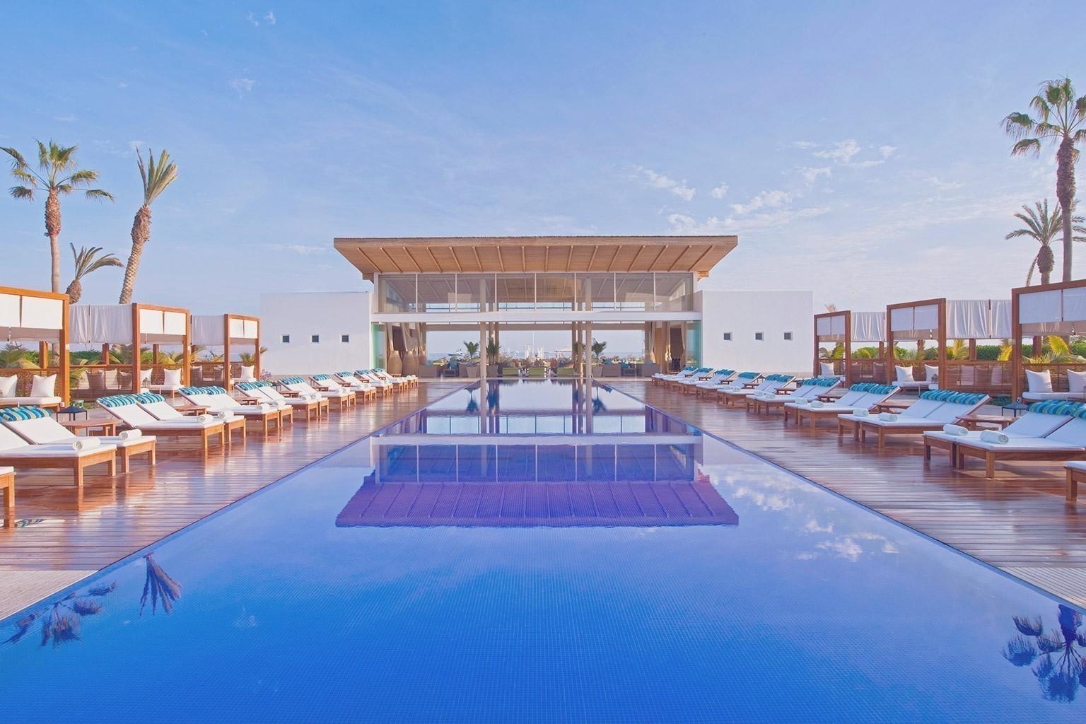 Luxury collection hotel paracas in peru designreisen for Hotel luxury resort paracas