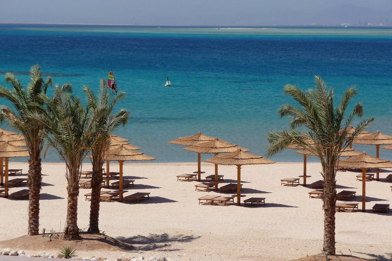 Hotel Movenpick Resort Soma Bay Hurghada