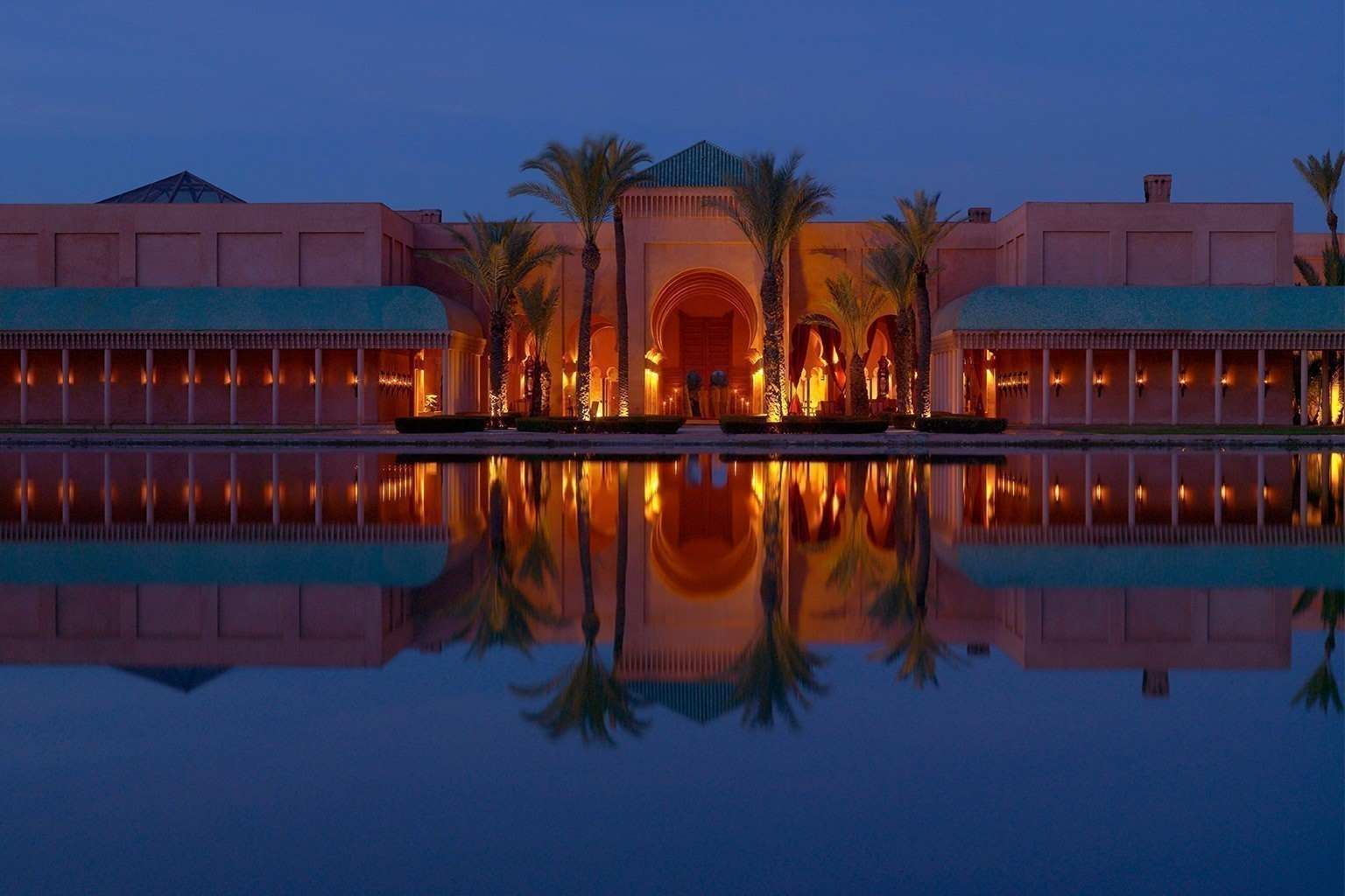 Luxushotels Marrakesch