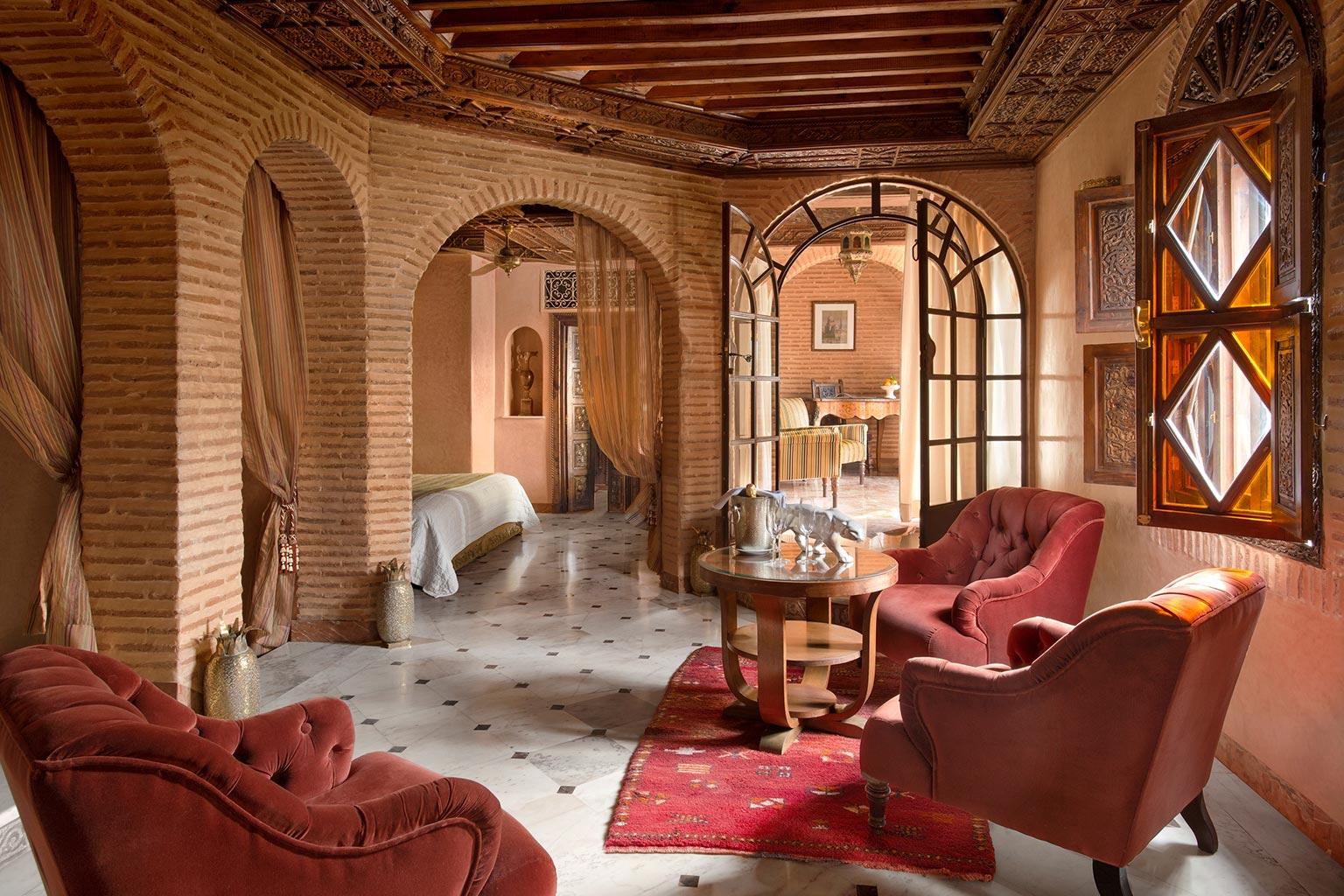Awesome Der Marokkanische Stil 33 Orientalische Wohnraume Mit ...