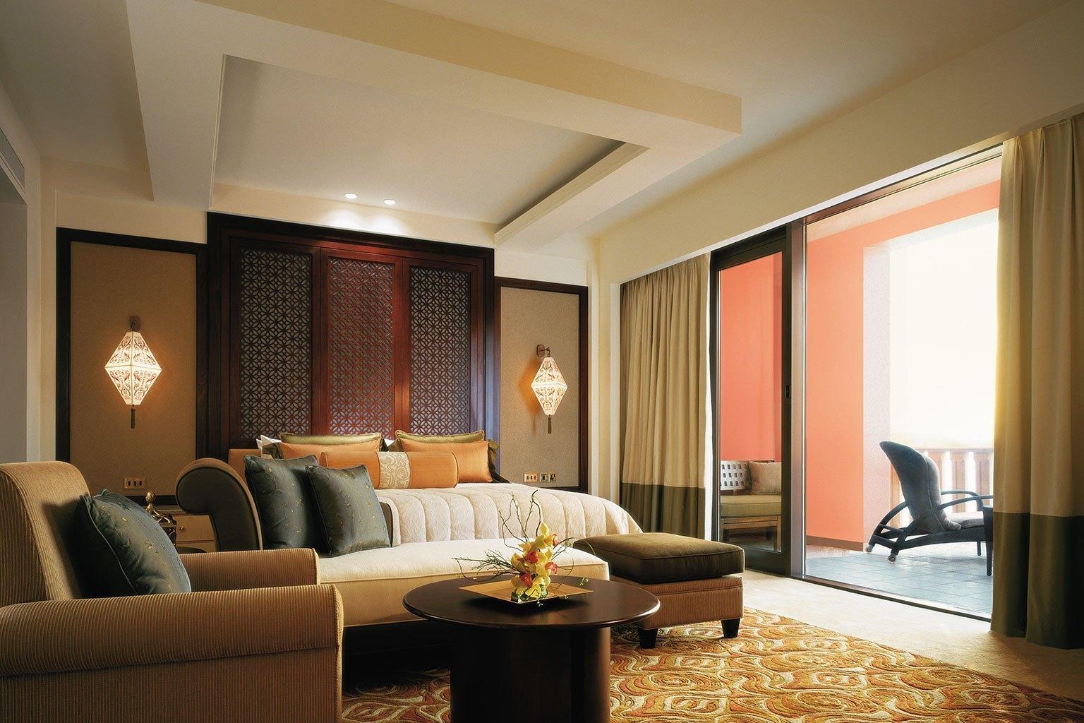 Shangri la al husn resort spa luxushotel bei designreisen - Schlafzimmer orient ...