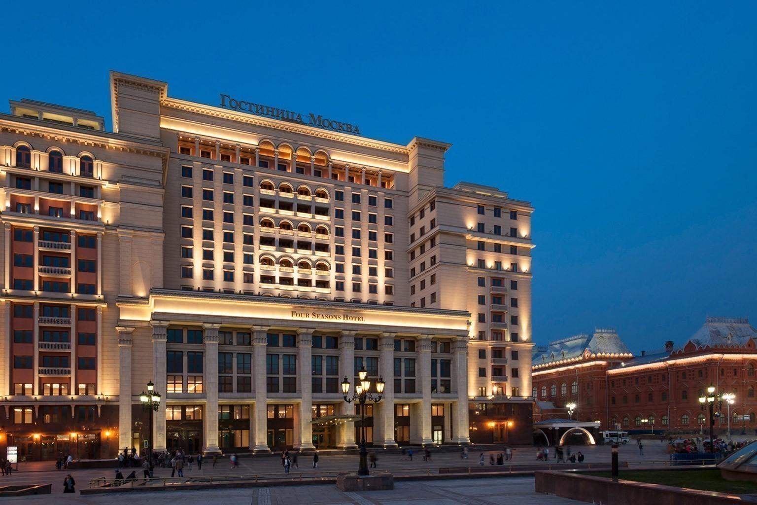 Hotel Moskau