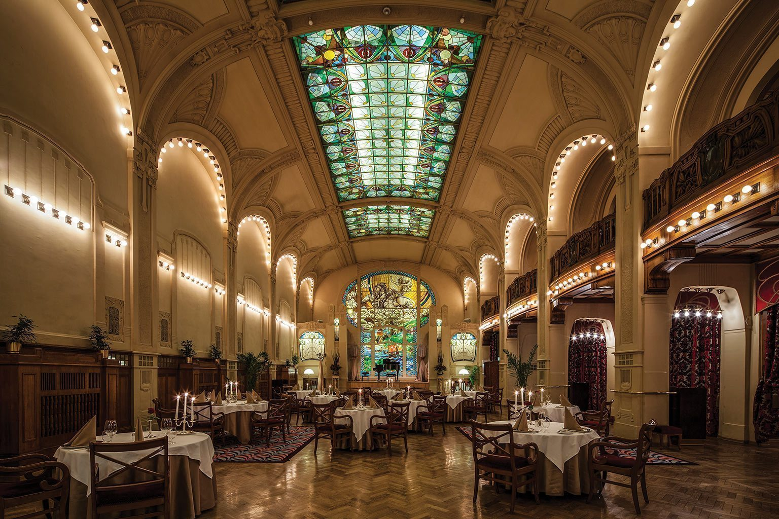 Hotel Grand Europa St Petersburg