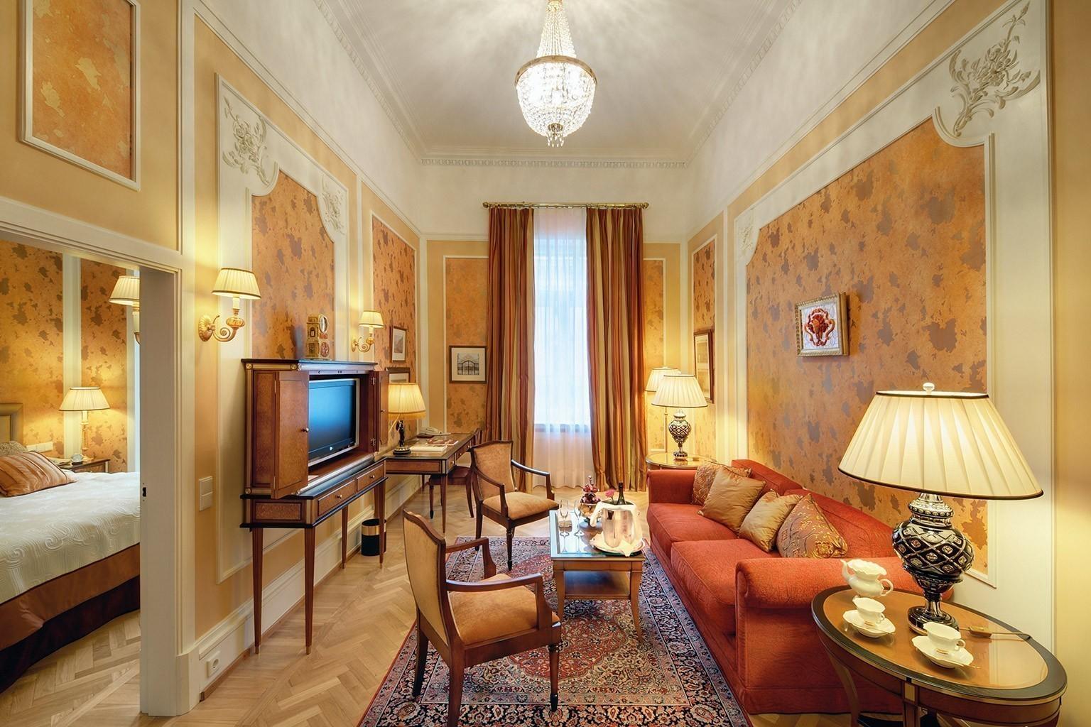 Belmond Grand Hotel Europe Luxushotel Designreisen