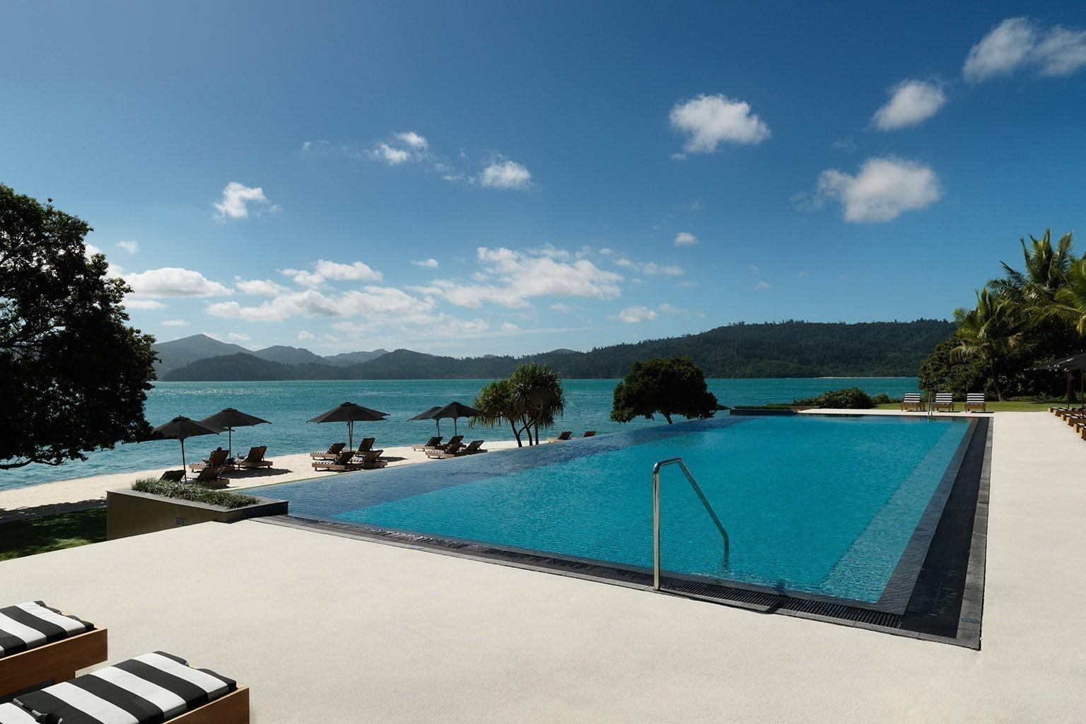 Qualia auf hamilton island luxushotels bei designreisen for Pool design hamilton