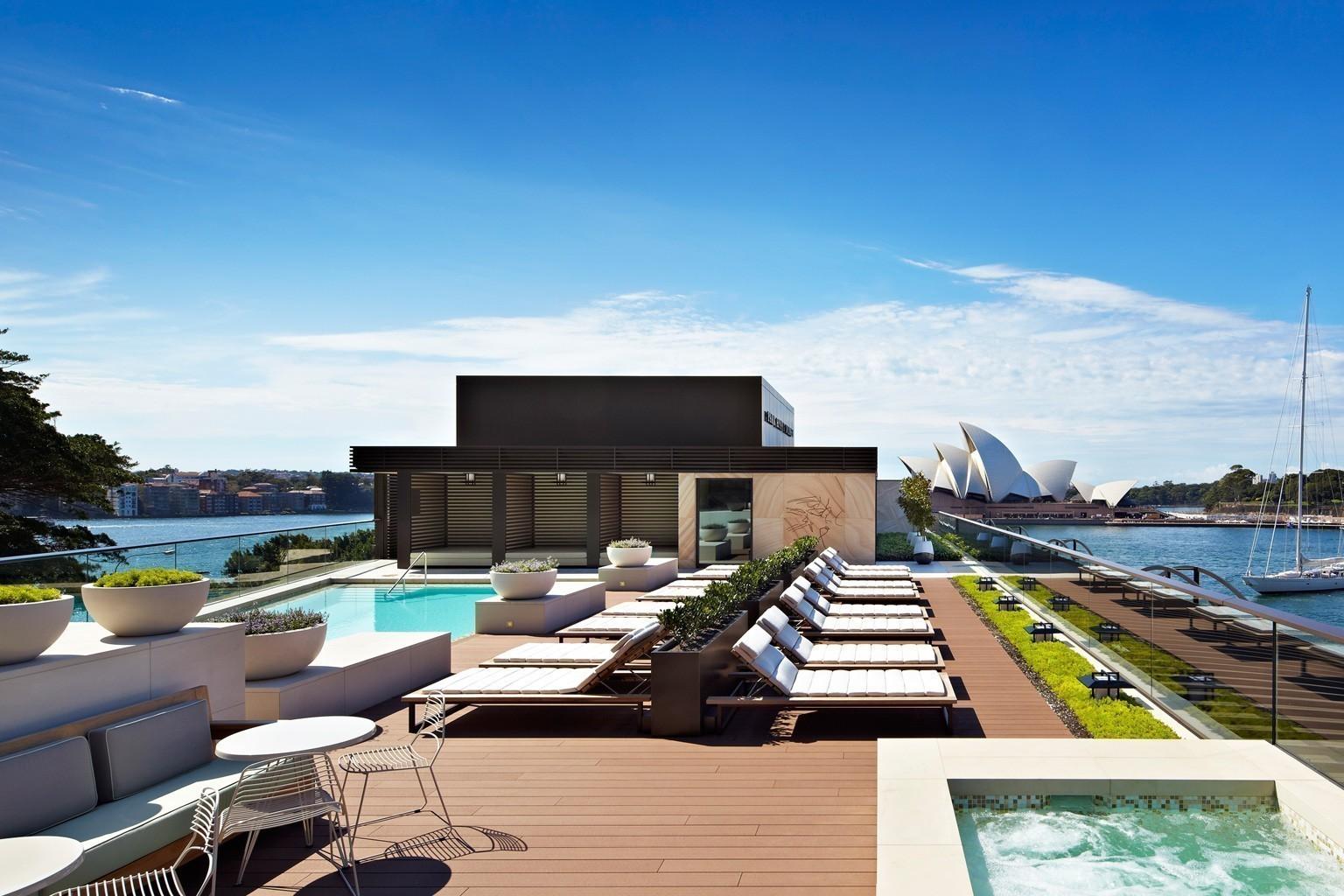 Luxushotel Park Hyatt Sydney in Australien   Designreisen