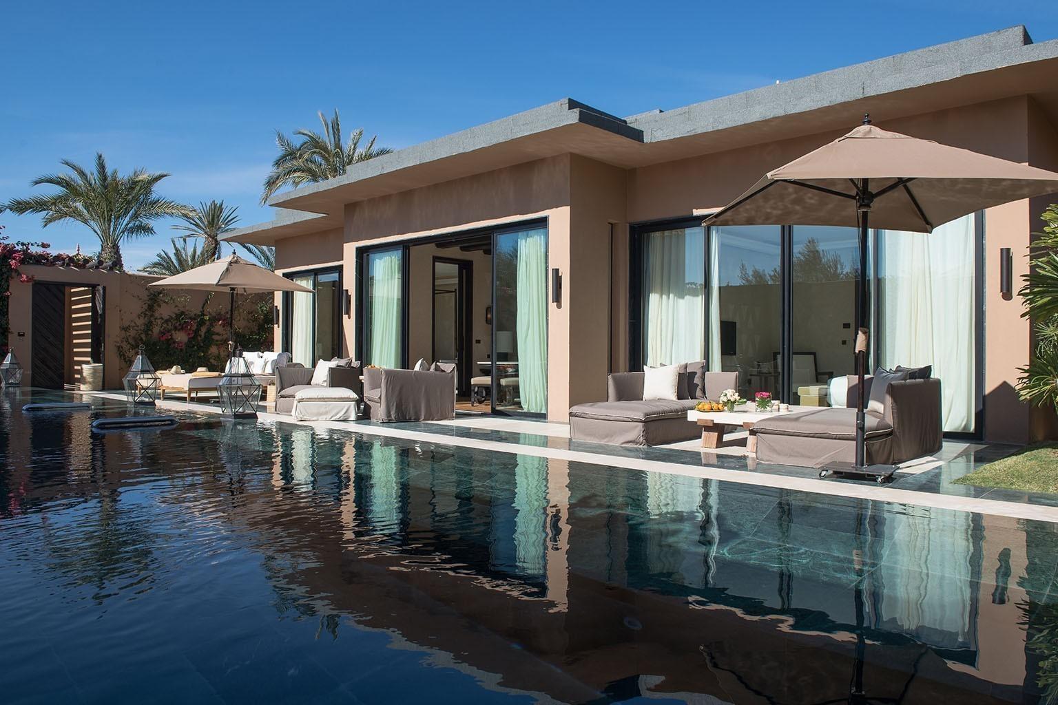 mandarin oriental marrakech luxushotel designreisen. Black Bedroom Furniture Sets. Home Design Ideas