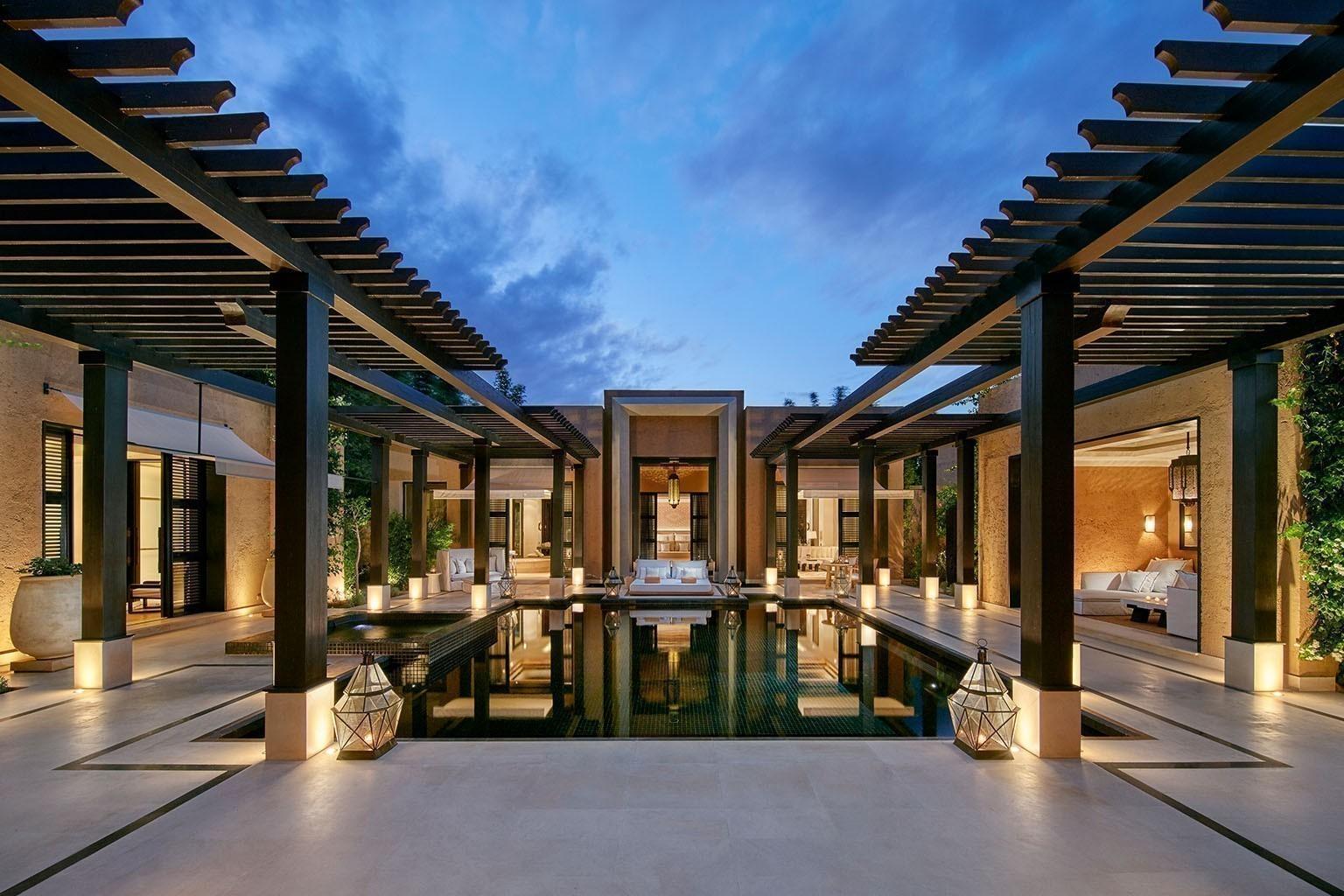 Hotel Villa Des Orangers