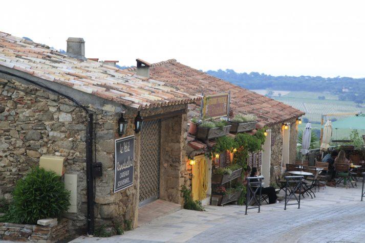 Stadt Ramatuelle Frankreich Luxusreisen