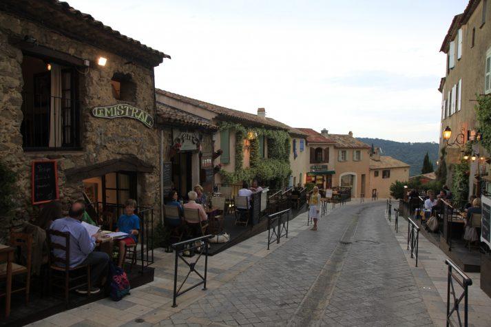 Stadt Ramatuelle Luxusreisen Frankreich