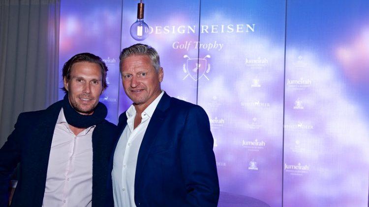 Tino Schuster und Stefan Blöcher