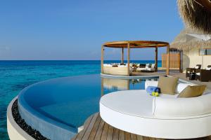 W-Maldives: Luxus, Lifestyle und Farbenrausch