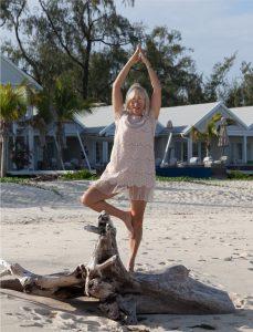 Marion Aliabadi Interview - Yoga