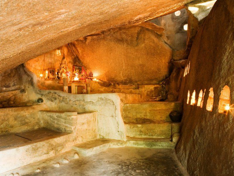 Kamalaya Koh Samui Monk's Cave