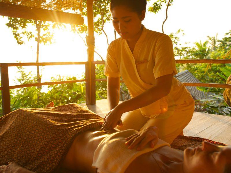 Kamalaya Koh Samui Massage