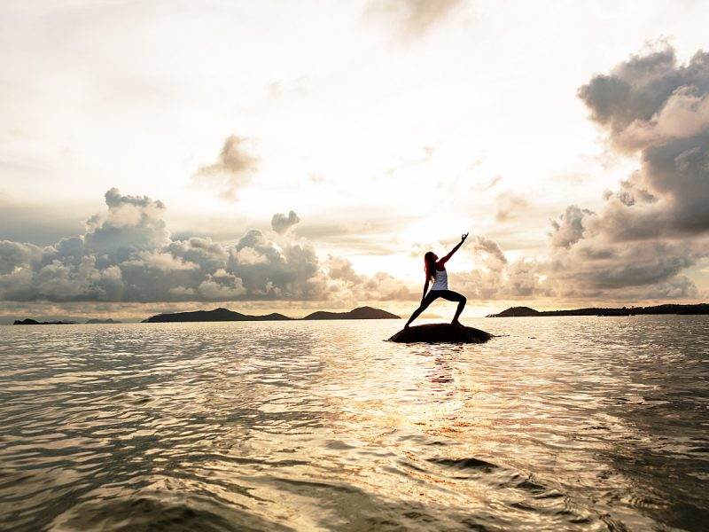 Koh Samui Kamalaya Yoga