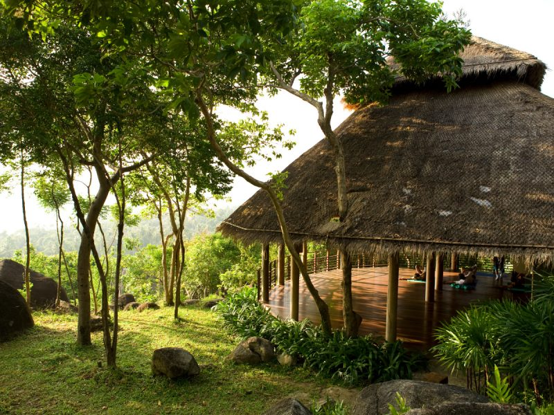 Kamalaya Koh Samui Yoga Pavillon