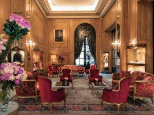 Alvear Palace Lobby