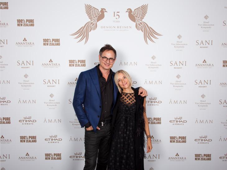 Robert und Marion Aliabadi