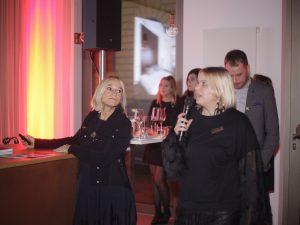 Marion Aliabadi, Dagmar Gasteiger und Philip Eichkorn