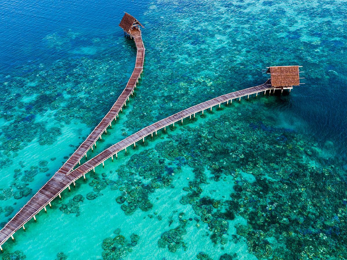 Bawah Private Island