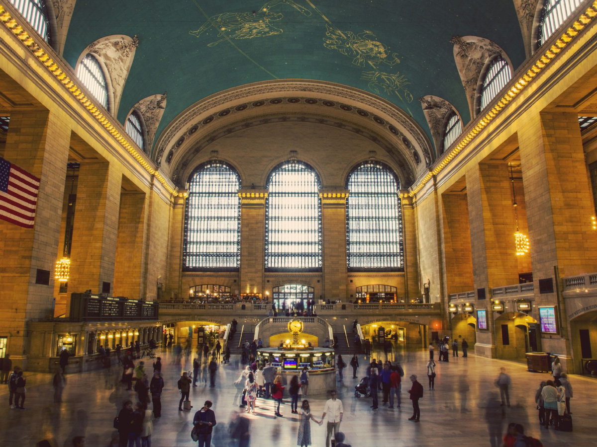 Insider-Tipps New York - Grand Central Station