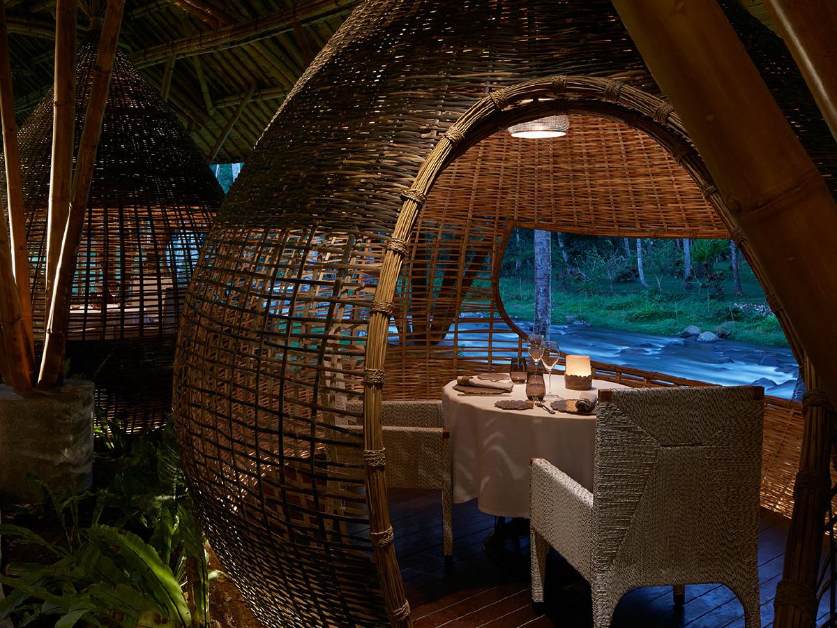 Flitterwochen - Mandapa, Ritz-Carlton