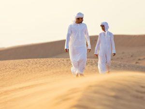 Ajman Wüste