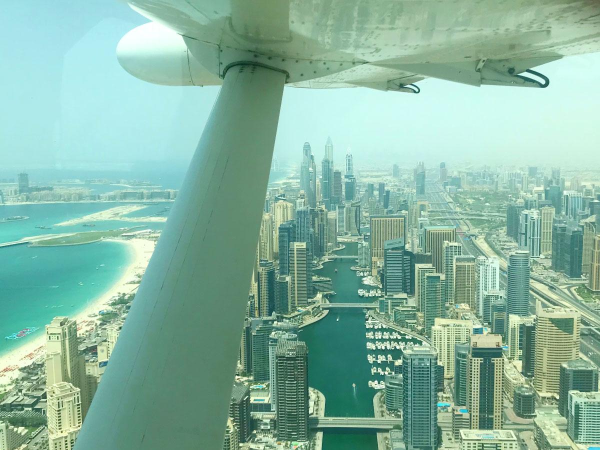 Dubai Rundflug