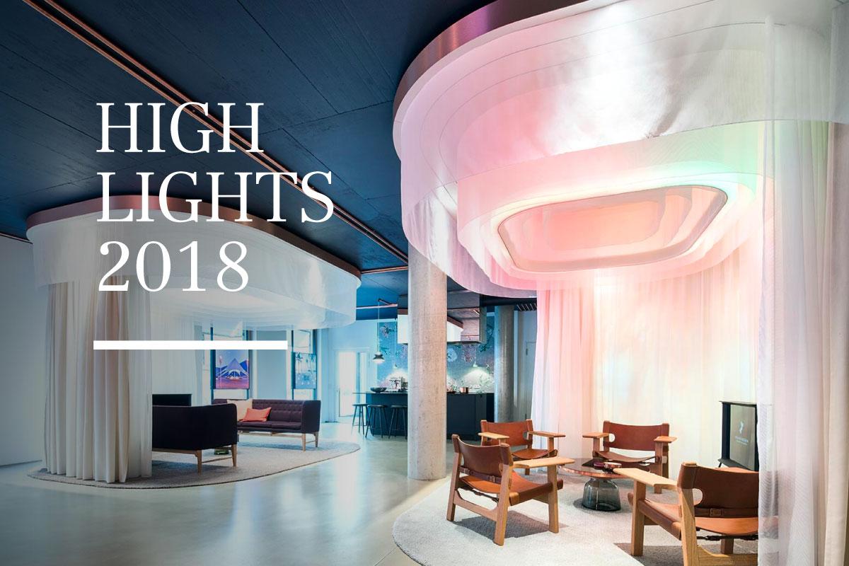 Highlights 2018