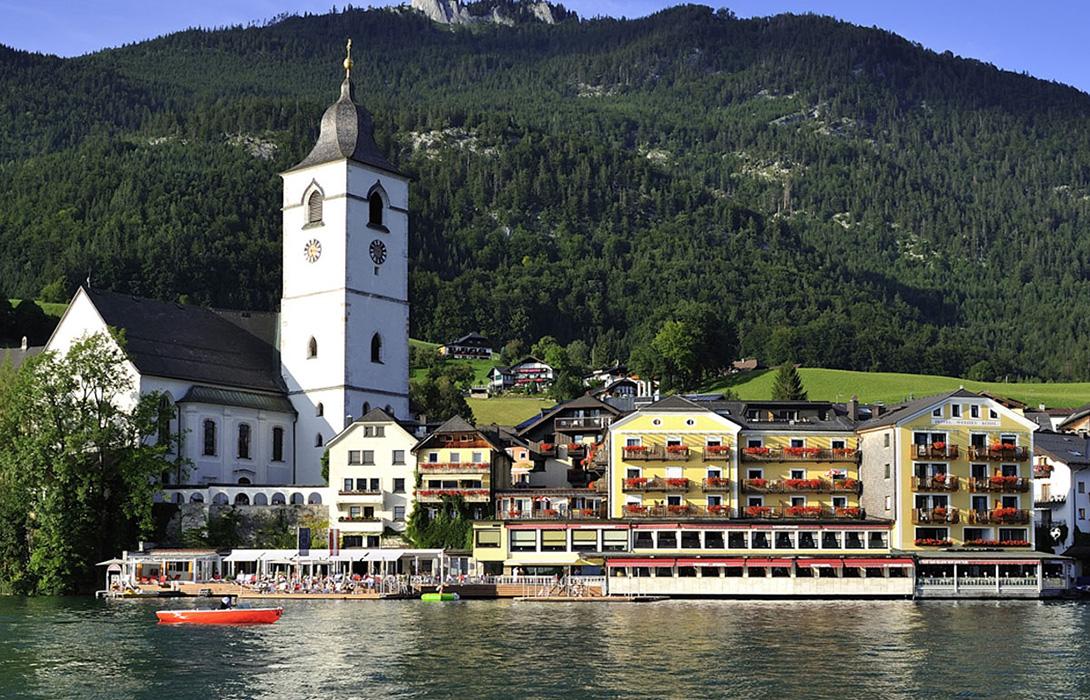 Weisses Rössl am Wolfgangssee, DESIGNREISEN, Luxusreise, reise, österreich, luxus urlaub in österreich, salzkammergut, wofgangssee in österreich,