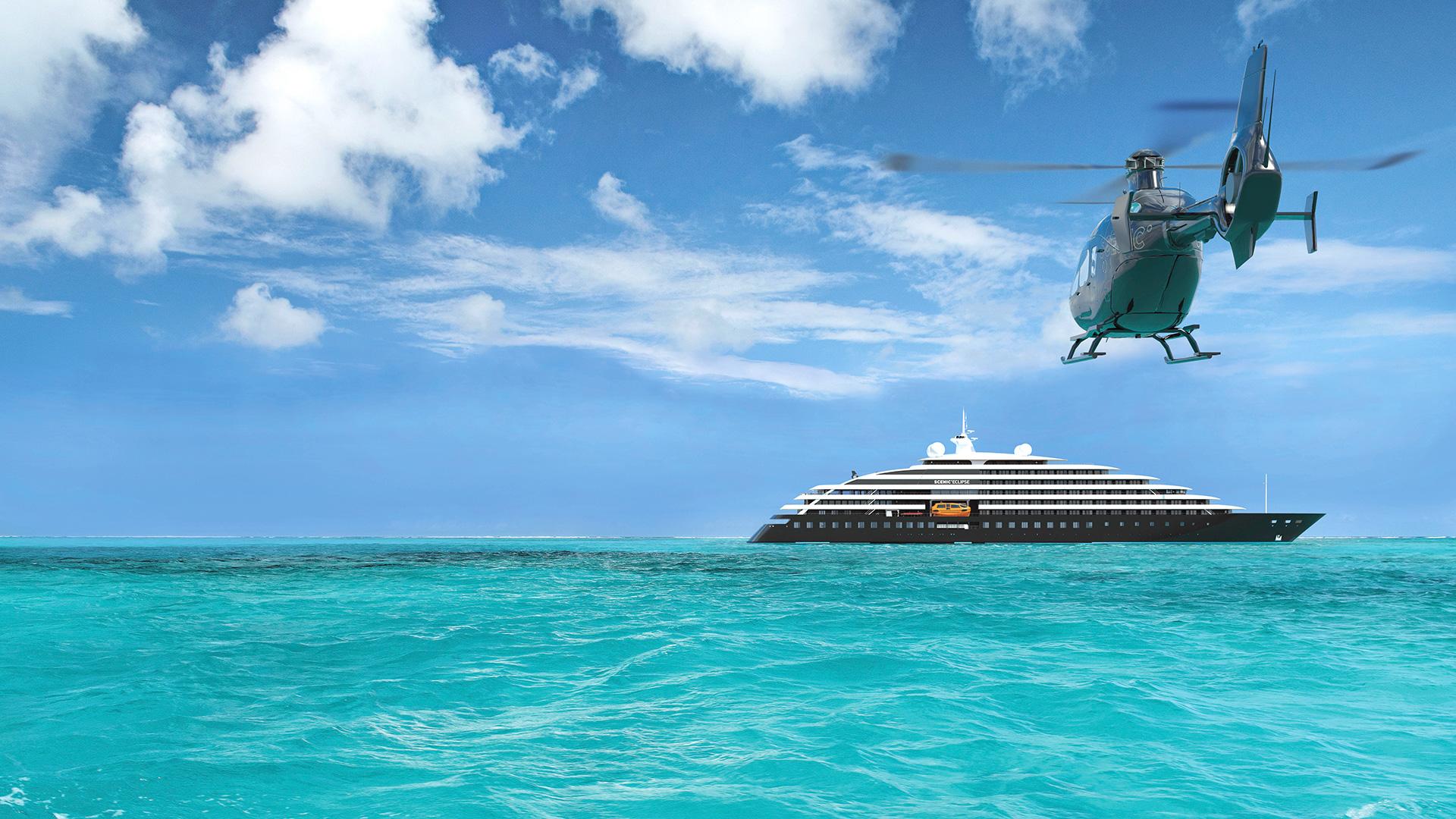 U Boot Tour, Luxus Yacht, DESIGNREISEN, Luxus Reise, Scenic Eclipse, tauchen, scenic neptune